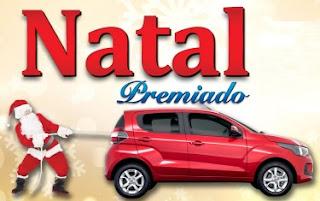 Promoção ACIL Limeira Natal 2017 Premiado Carro 0KM FIAT MOBI 10 Mil Reais