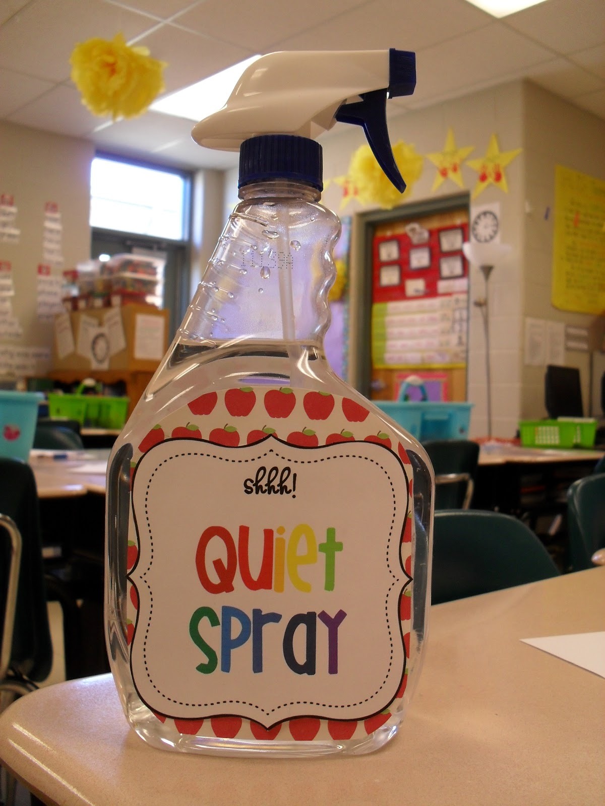 """Is your class always this loud?"" - The Lemonade Stand Quiet Signal For Teachers"