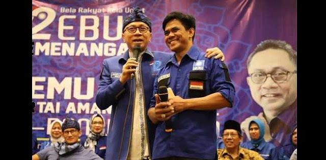 Kemenangan PAN Di Jabar Menentukan Kemenangan Prabowo-Sandi
