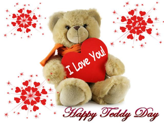 Teddy Day 1