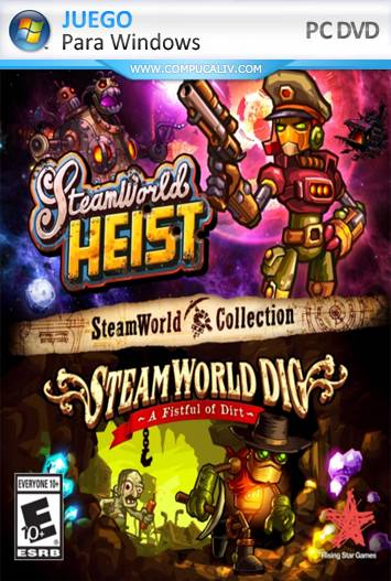 SteamWorld Collection Dig 1 y 2 + Heist PC Full Español