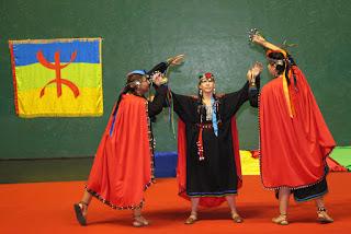 Celebración del año nuevo bereber