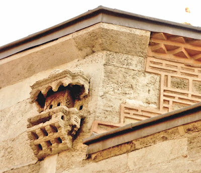 Feyzullah Efendi Medresesi Kuş Evi