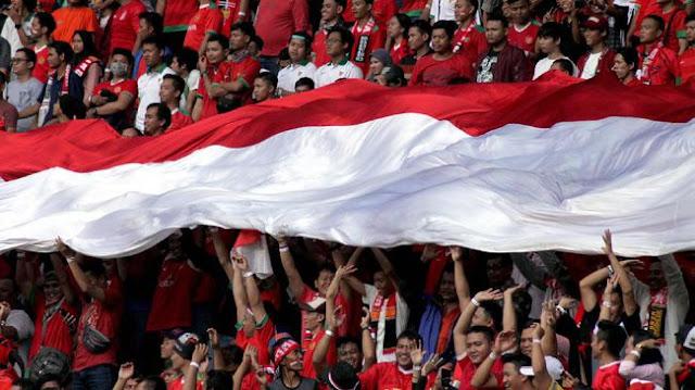 Suporter Sindir Timnas Indonesia Saat Dikalahkan Singapura