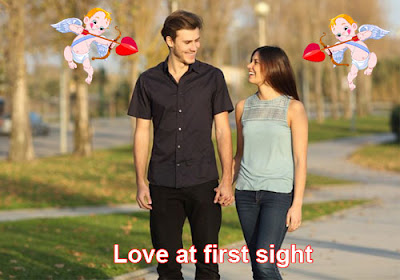 Signs love at first sight