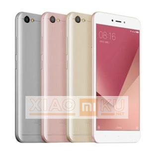 warna yang tersedia untuk xiaomi redmi note 5a