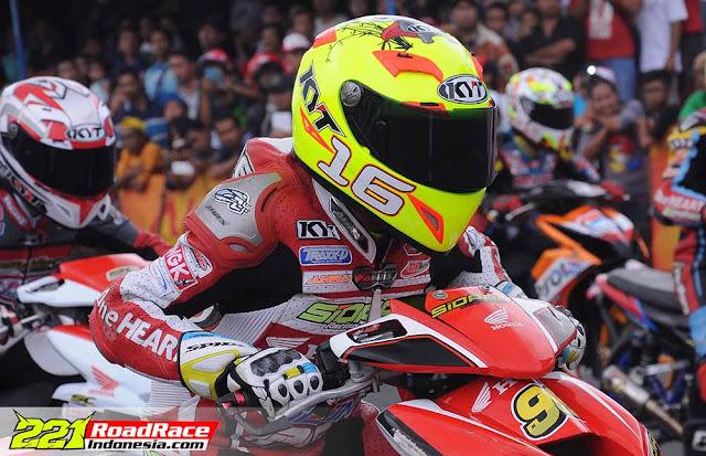 Kualifikasi Motorprix Subang 2016, Mario SA Unggul Tercepat di Kelas MP6