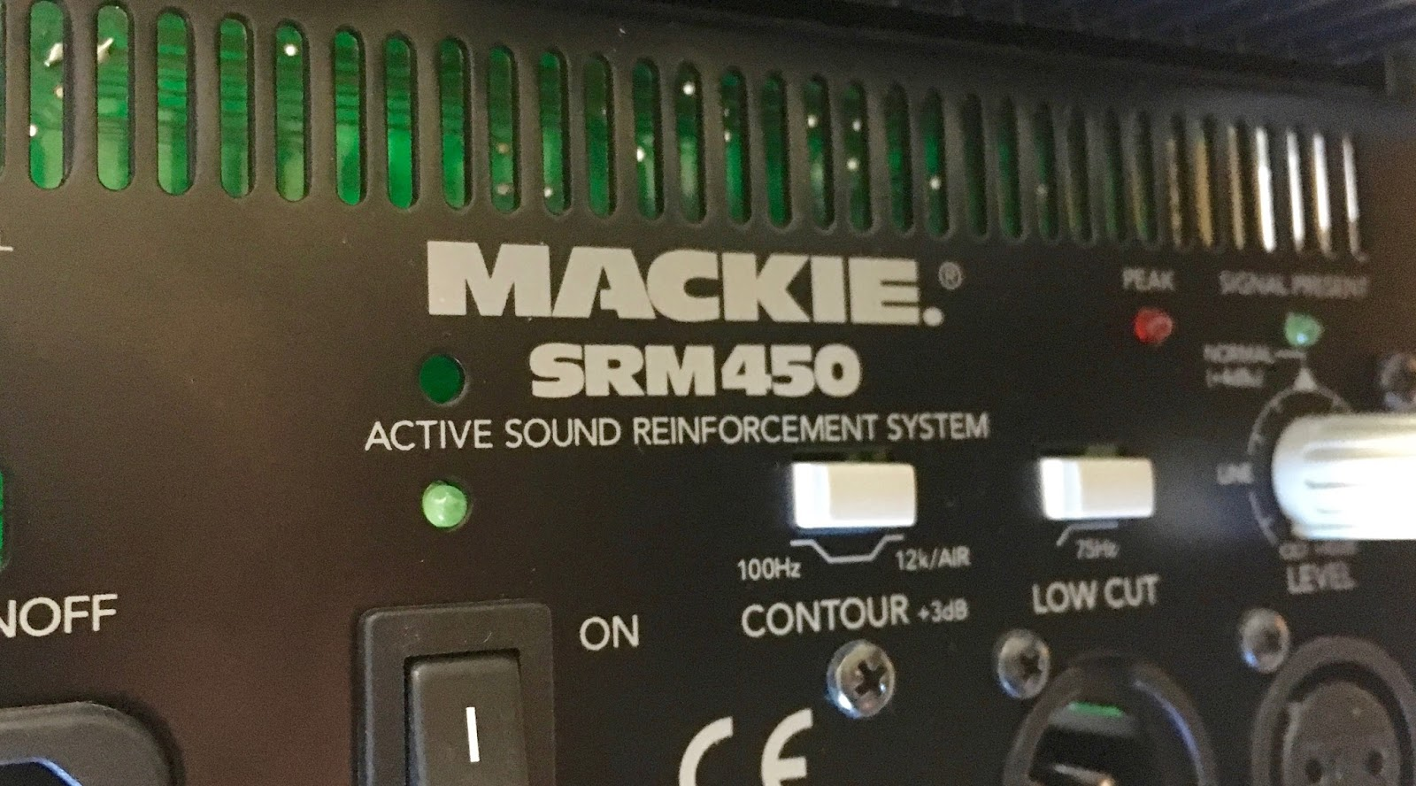 Phils technical blog power supply toroid in mackie srm450 pa a friend brought one of these very common pa powered loudspeakers over to the workshop an internal t4a mains fuse had blown and when i replaced it and asfbconference2016 Images