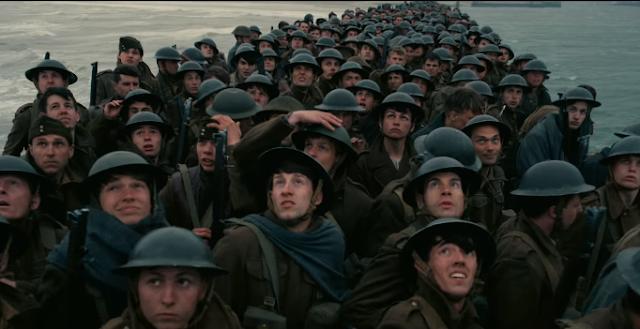 Dunkirk | Confira o teaser trailer do drama de guerra dirigido por Christopher Nolan