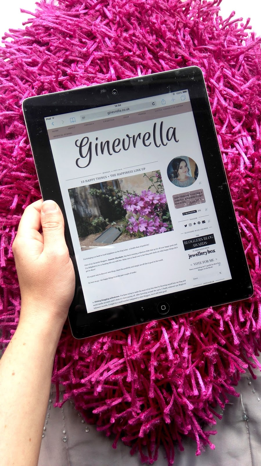 Updating Old Blog Posts on Ginevrella Lifestyle Blog