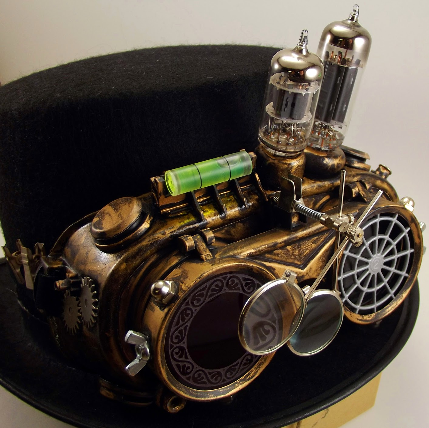 Vermont Dead Line: AND NOW FOR STEAMPUNK COMPLETELY DIFFERENT  Vermont Dead Li...