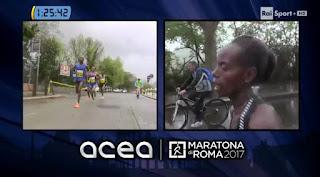 Maratona di Roma 2017 in Diretta Streaming
