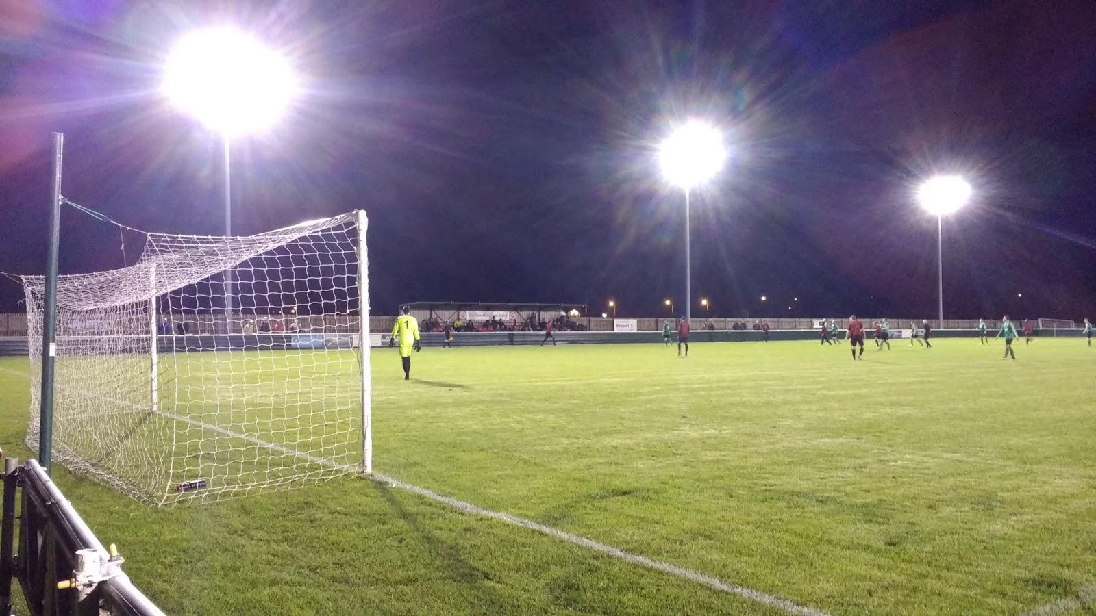 The Wycombe Wanderer: West Bridgford - Regatta Way Sports Ground