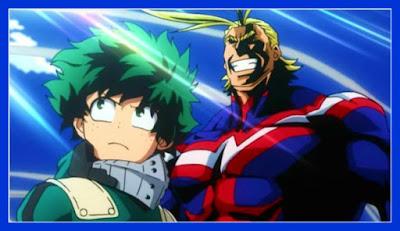 My Hero Academia 3 OP1