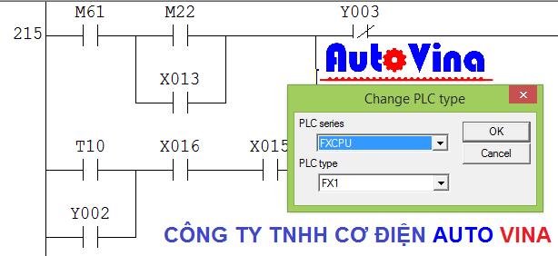 Dòng PLC FX1-64MR, FX1-80MR