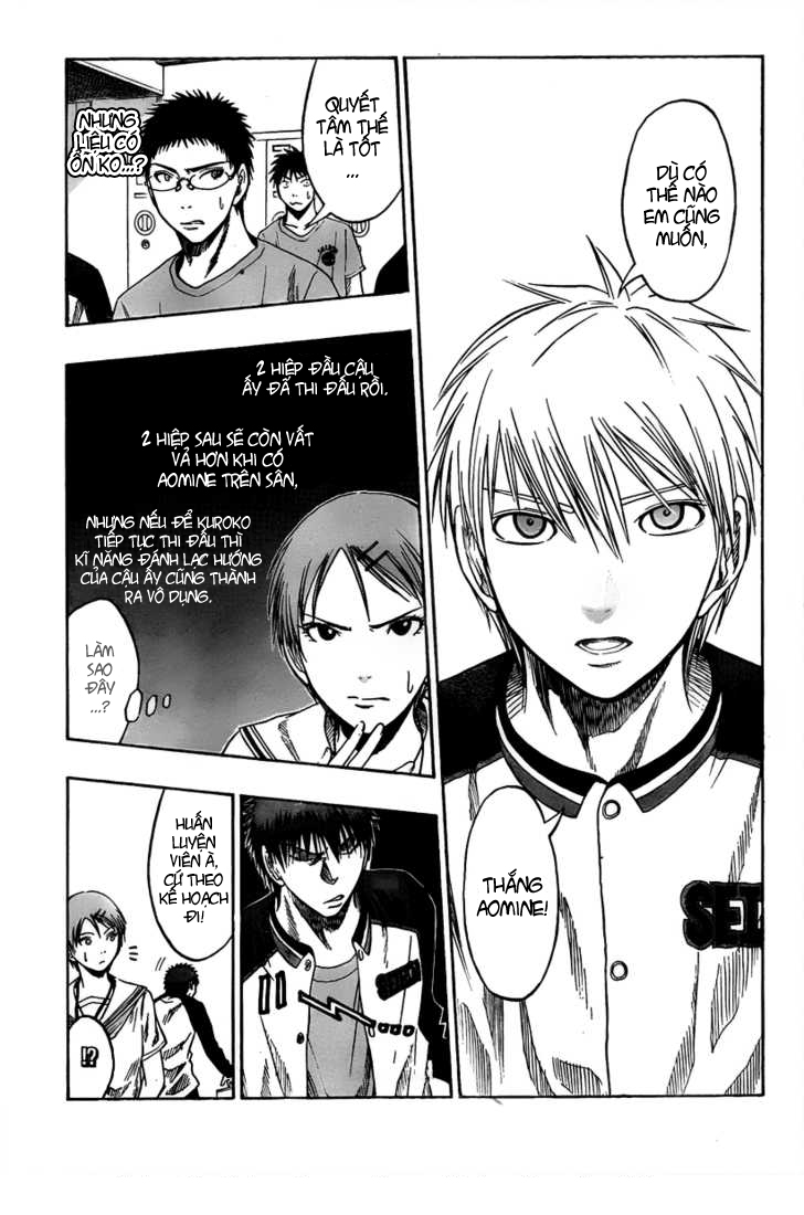 Kuroko No Basket chap 047 trang 14