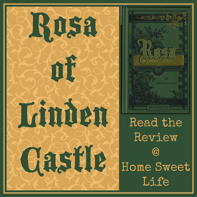 Lamplighter publishing, christian fiction, rosa of linden castle