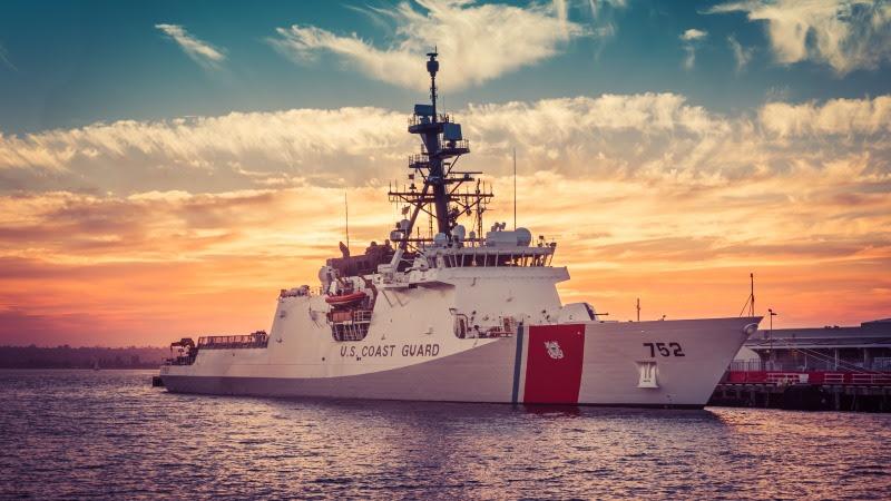 Coast Guard Cutter Stratton HD