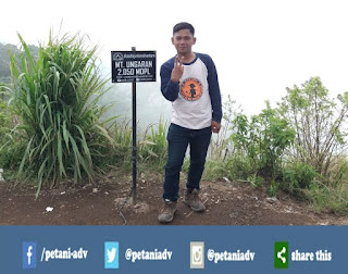 Info Lengkap Pendakian Gunung Ungaran via Jimbaran Basecamp Mawar