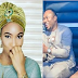 See fans reactions after Tonto Dikeh throws shade at her husband with reference to a frog (Photos)
