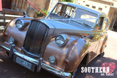 Vintage Wedding Car Hire, Sydney | Rolls Royce Wedding Care Hire