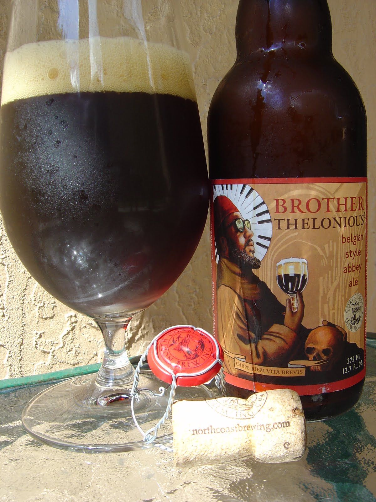 Daily Beer Review: Brother Thelonious Belgian-Style Abbey Ale