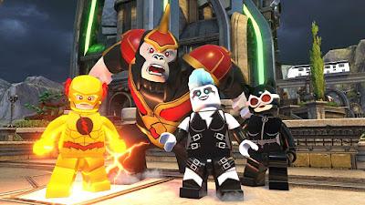 Lego Dc Super Villains Game Screenshot 2