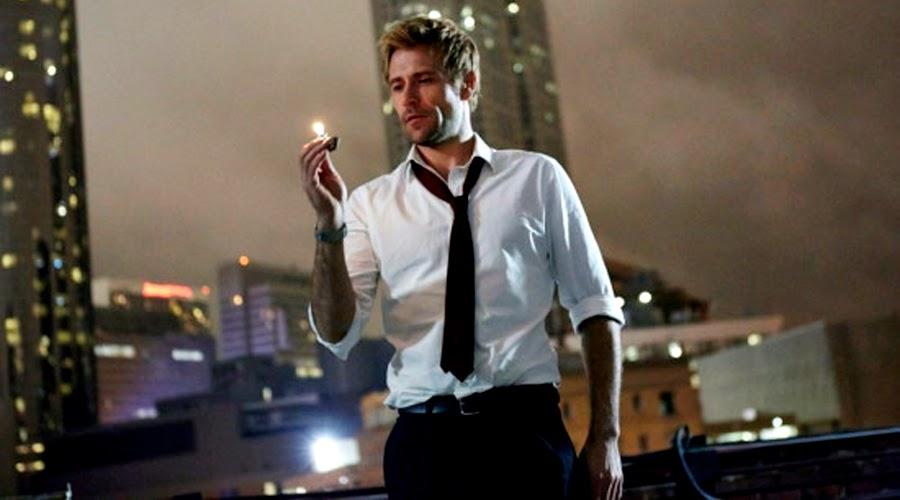 Matt Ryan este John Constantine