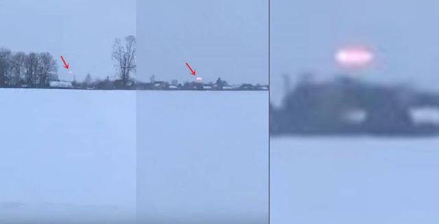 Bright Flaming Object Flies Over Belarus Ufo%2Bbelarus