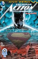 Os Novos 52! Action Comics - Superman #25