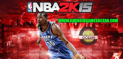 NBA 2K15 APK FULL VERSION