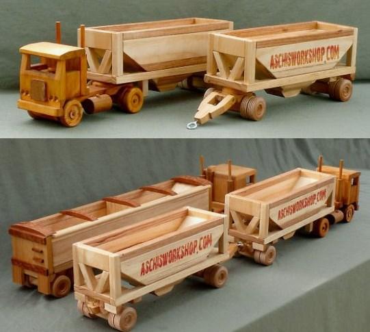miniatur truk modifikasi terbaru