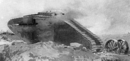 Tank Perang Dunia I