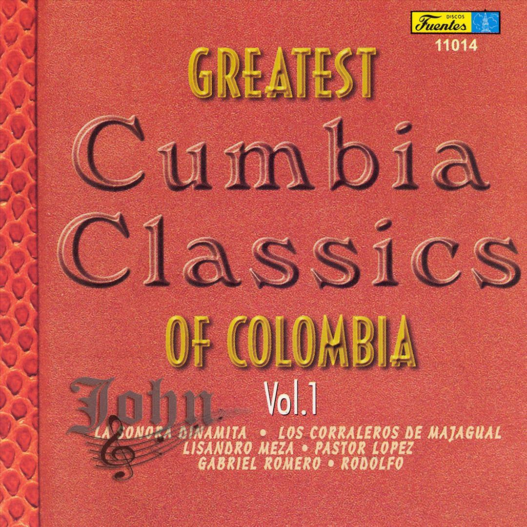 Cumbia Classics Of Colombia