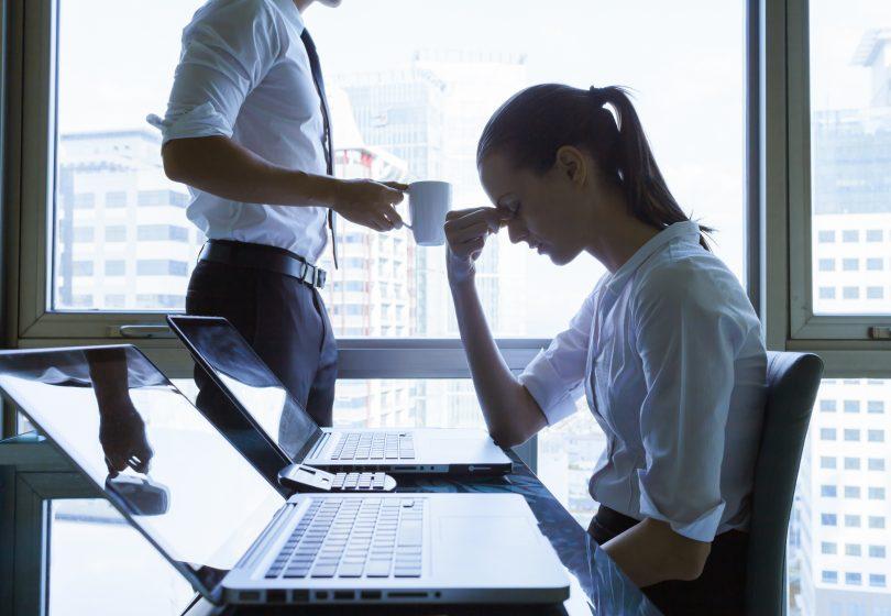 5 cosas que piensas y que no debes decirte más a ti mismo en el trabajo