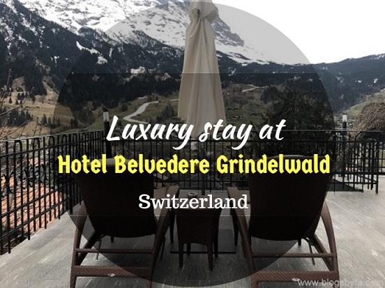 Top things to do in Grindelwald Switzerland
