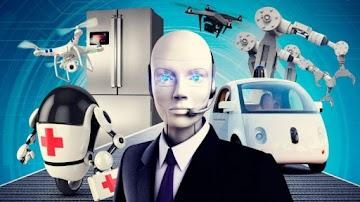 Bem vindo a revolução 4.0: Robôs estão substituindo a mão de obra humana