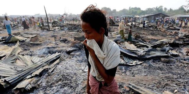 Astaghfirullah! Pengakuan Wanita Muslim Rohingya Dan Anak nya Diperkosa 4 Tentara Myanmar : kabar Terhangat Hari Ini