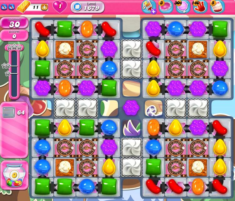 Candy Crush Saga 1679