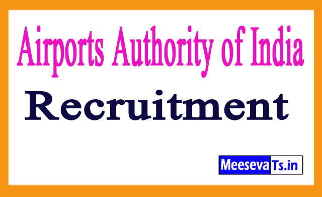 Airports Authority of India AAI Recruitment Notification