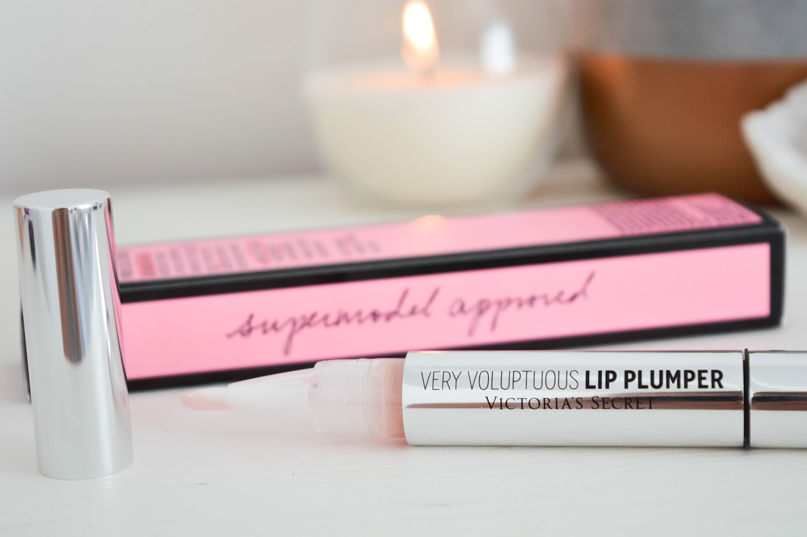 body confidence tips, beauty blog UK, Victorias Secret Very Voluptuous Lip Plumper