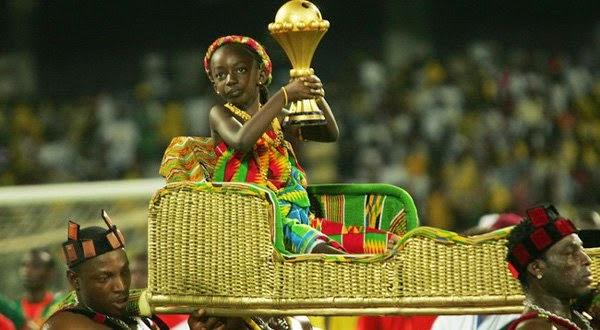 مباراة الجابون وغينيا بيساو في إفتتاح بطولة أمم أفريقيا بصافرة مصرية
