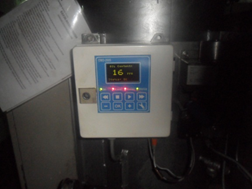 Alarm Condition in 16PPM
