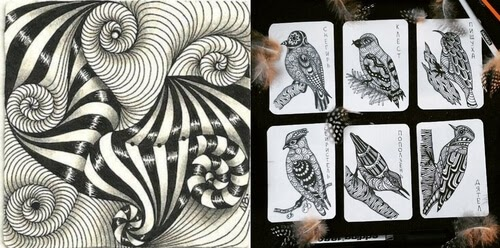 00-hello_zenart-Different-Styles-and-uses-for-the-Zentangle-Pattern-www-designstack-co