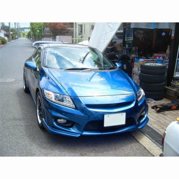 Full Bumper Honda CRZ Monster
