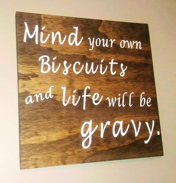 Biscuits & Gravy Open Today! (with Menu), Metamora Herald