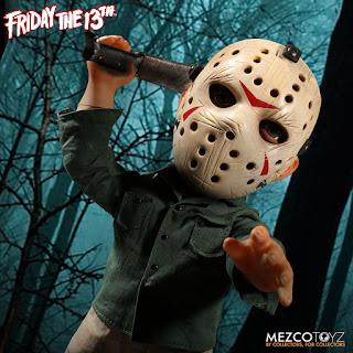 Mezco Friday the 13th Jason Mega Figure with Sound