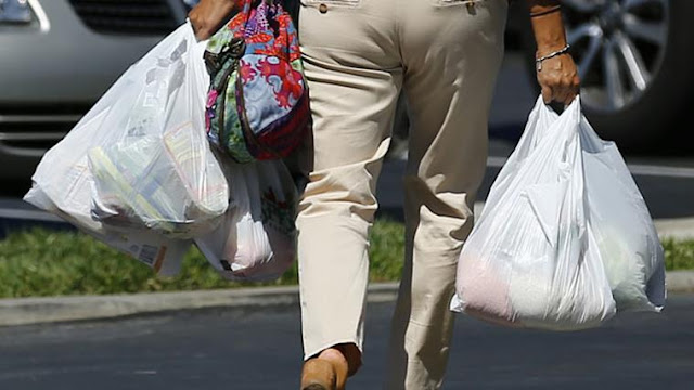 plastic bags banned in India