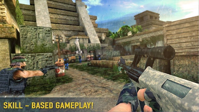 Counter Attack Team 3D Shooter v1.1.70