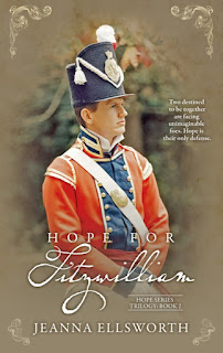 Book cover: Hope for Fitzwilliam by Jeanna Ellsworth
